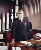 Wernher von Braun - NASA