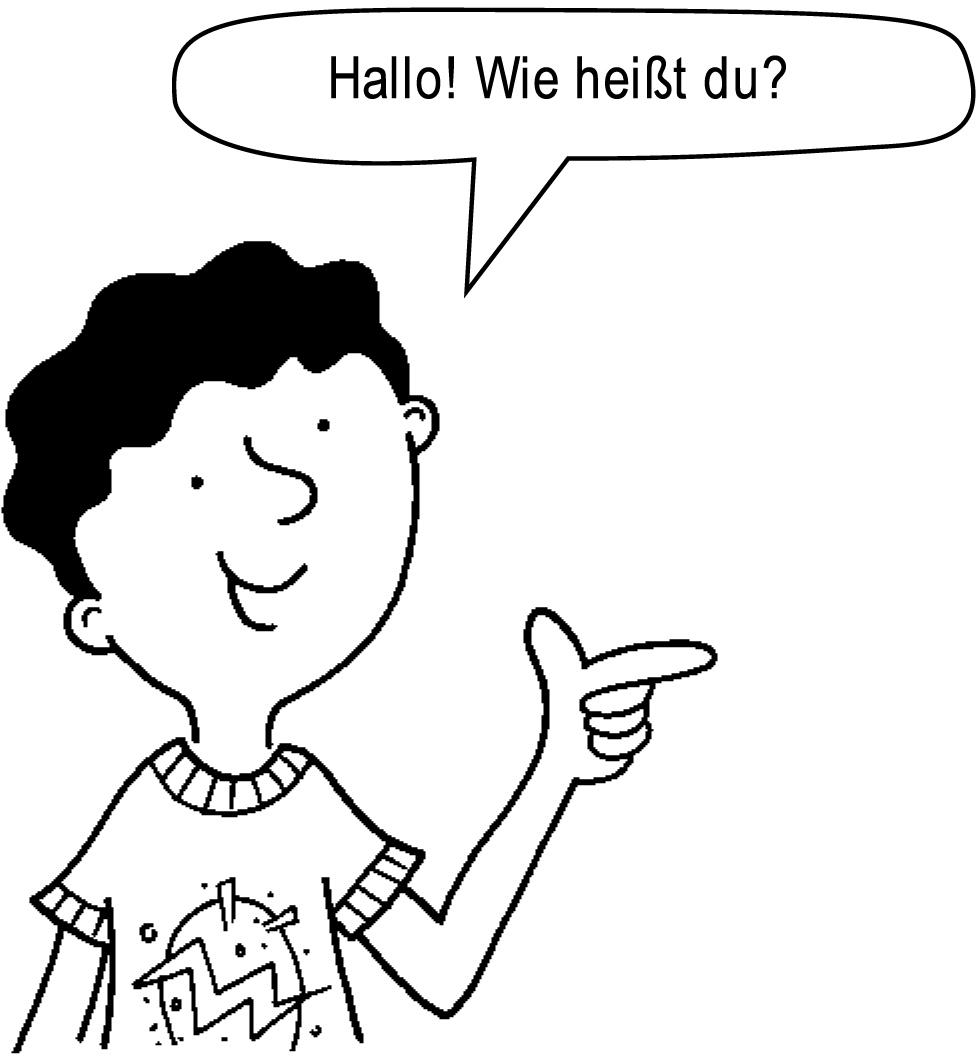 Kennenlernen spanisch deutsch
